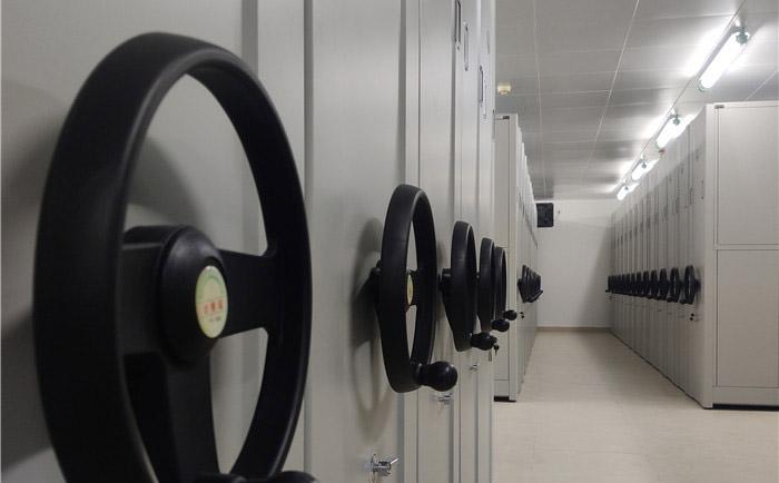 档案柜密集柜一般自重多少,密集档案柜的承重要求是多少
