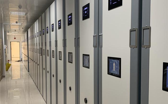 普宁市培青中学智能密集架及图书架采购项目