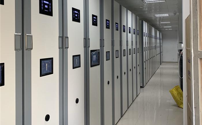 国家税务总局广东省税务局档案室智能密集架采购项目
